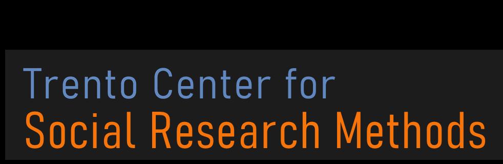 Trento Center for Social Research Methods
